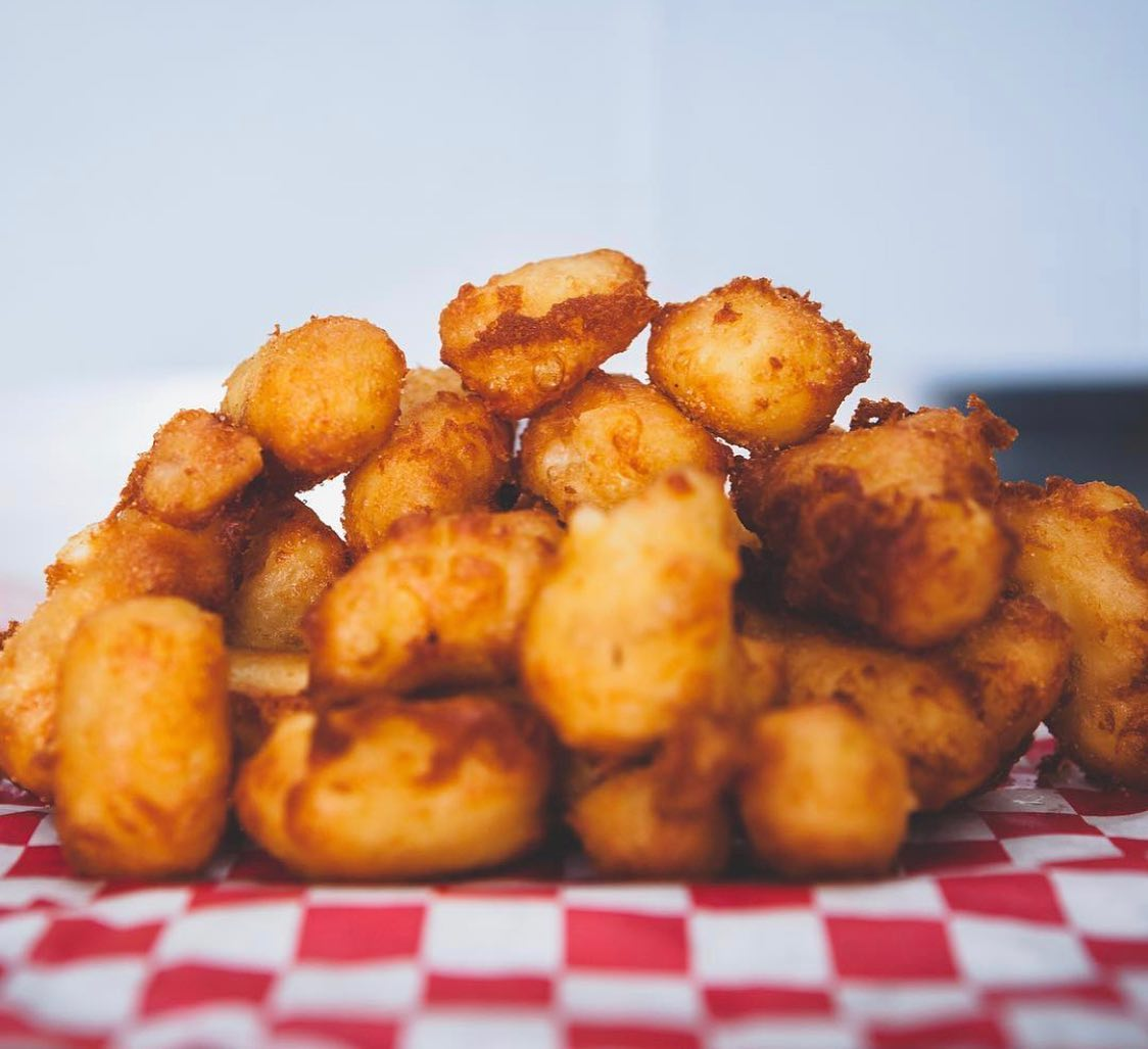 Newt's Cheese Curds